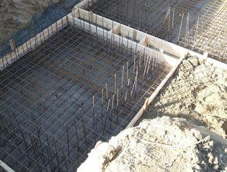 Monolit vb. medencék építése